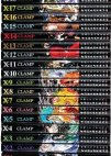 X−CLAMP 1〜18(X−CLAMPの中国語版)