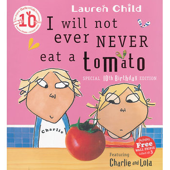 Charlie and Lola: I Will Not Ever Never Eat a Tomato 査理与労拉:我絶対絶対